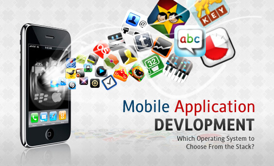 Mobile Application Development Which Operating System to Choose From the Stack
