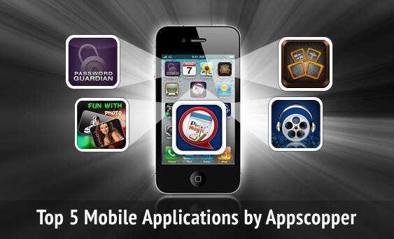Top-5-Mobile-Applications-by-Appscopper