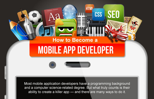 how to become an application developer