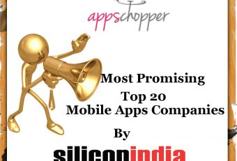 AppsChopper Listed Most Promising Mobile Apps Company by Silicon India