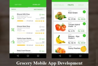 Grocery App Development : Get Grocery Mobile app like Bigbasket, Grofers, Instacart