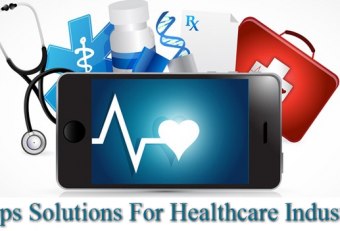 How Mobiles Apps Solutions Help The Healthcare Industry