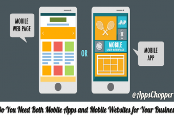 Do You Need Both Mobile Apps and Mobile Websites for Your Business?
