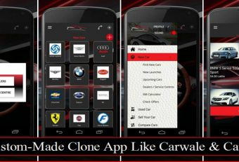 Want To Expand Your Car Dealing Business? Get Custom-Made Clone App Like Carwale & Cartrade.