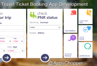 Plan Exotic Journey For Travelers With Feature-rich Ticket Booking Apps