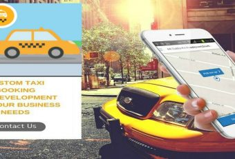 Boost Your Cab Hailing Business With Taxi Booking App Development