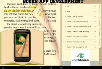 Books App Development: Check Out Numerous eBooks Via Customized App