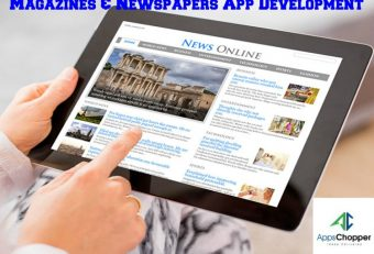 Magazines & Newspapers App Development: Extend The Reader Base Of Your News Agency