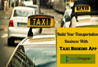 Taxi Booking App Development – Build Your Transportation Business With Cab Booking App