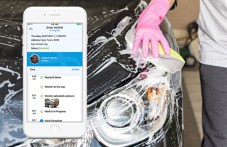 Car Wash App Casestudy