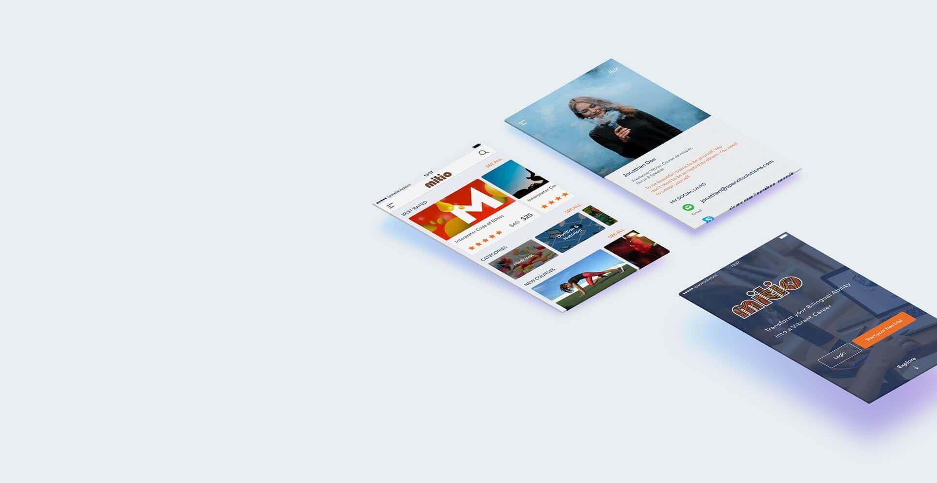 Integrating Brands in Mobile App Designs