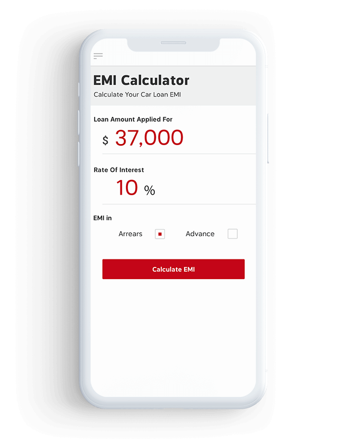 Easy to Use EMI Calculator