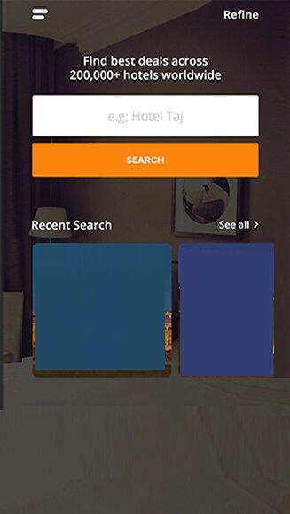 Hotel Mate App