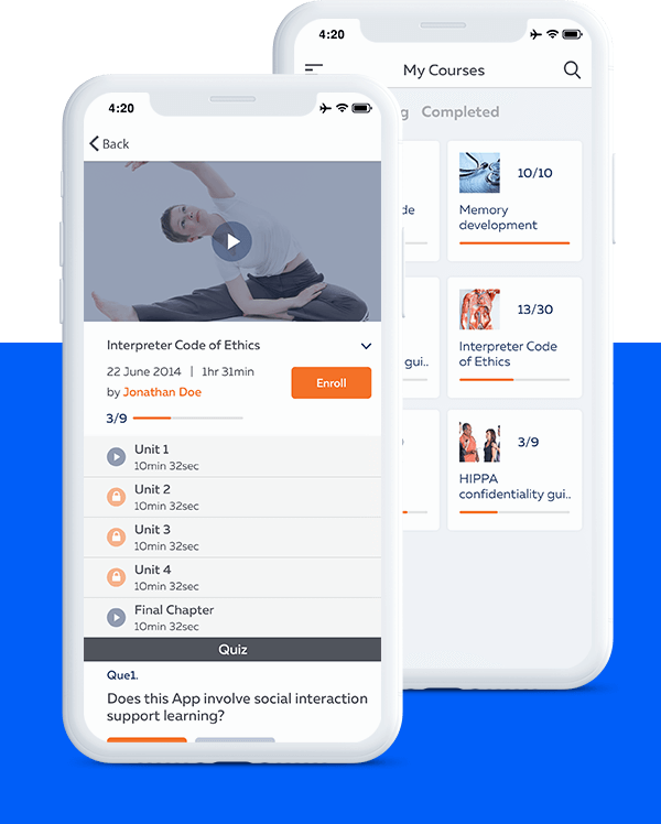Publishing App to Stores