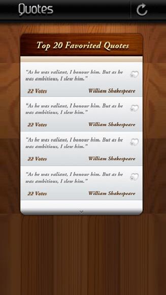 Quote World App