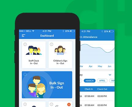 Checkedin App
