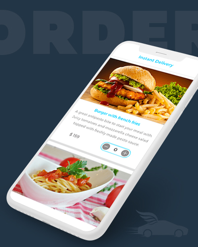 Order Here App