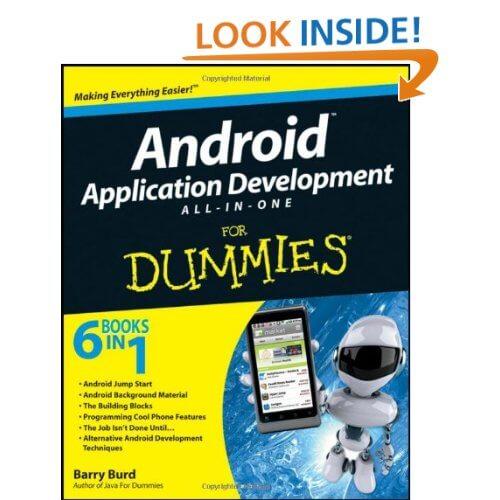 Android Application Development All-in-One Written by Donn Felker