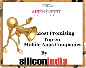 List of Silicone India Mobile Apps Companies