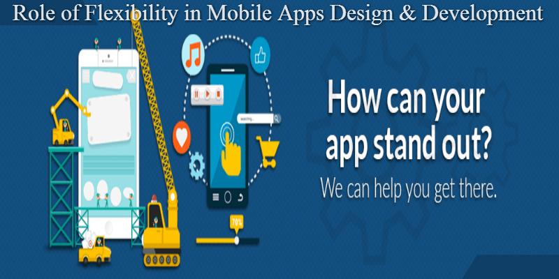 flexible mobile apps design development