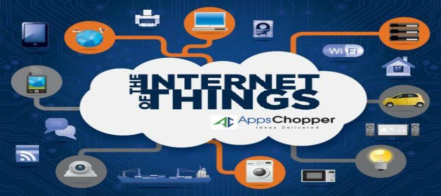Internet Of Things Apps Development - AppsChopper