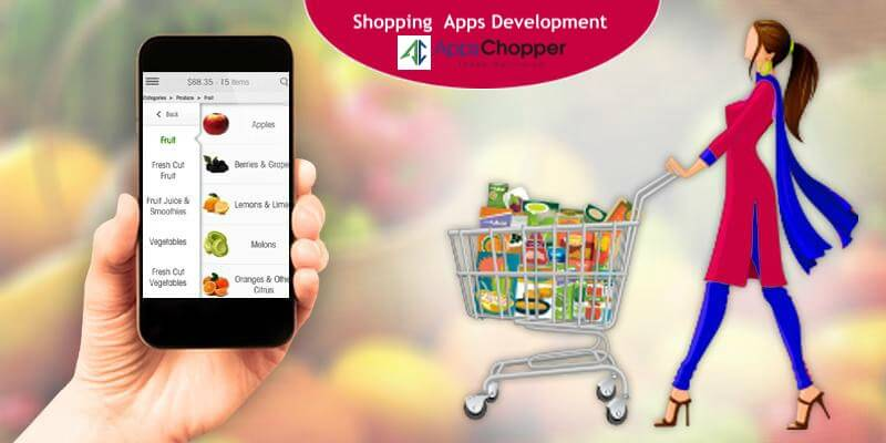 shopping apps development - AppsChopper