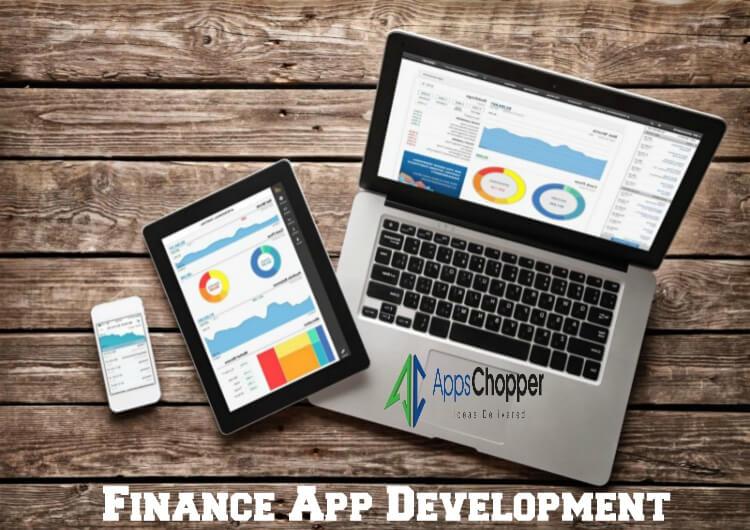 Finance App Development - AppsChopper