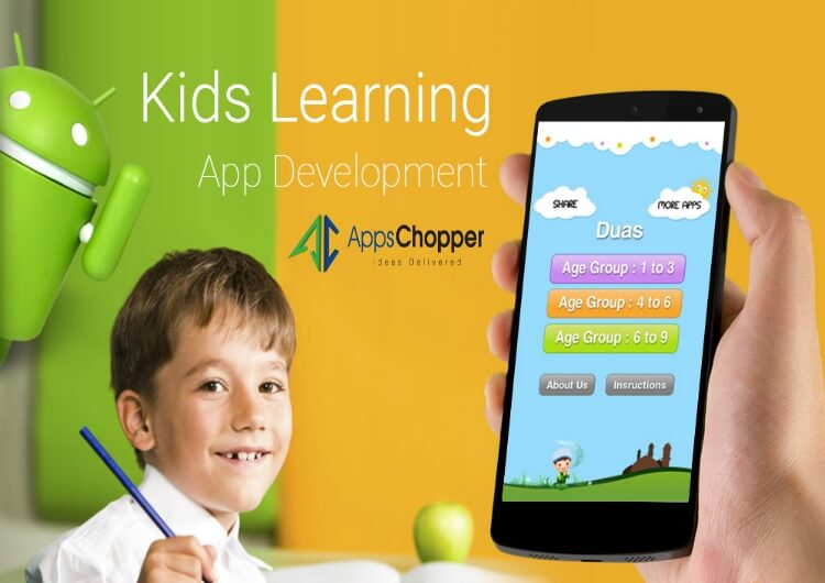 Android kids App-Development