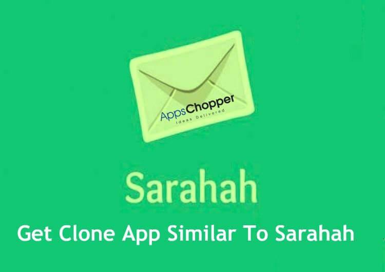 Messaging App Development like Sarahah