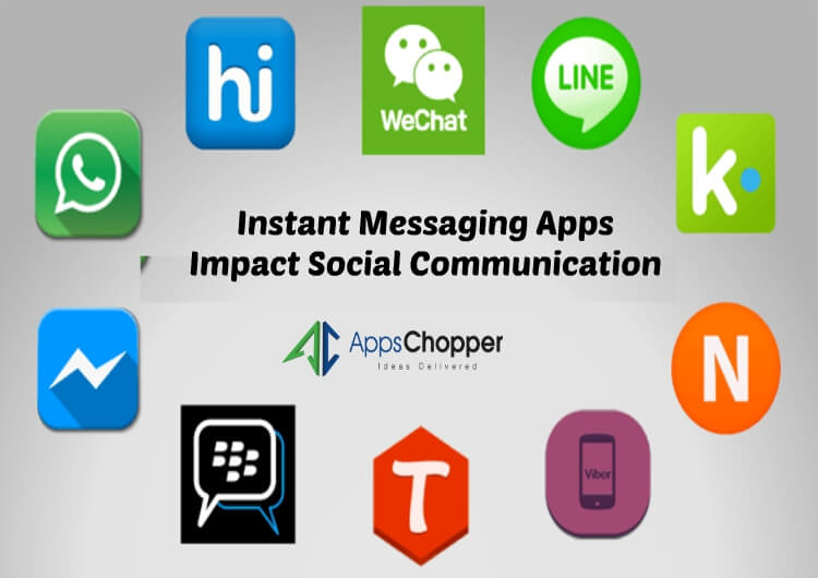 instant messaging app