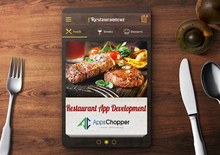 AppsChopper : Restaurant App Development