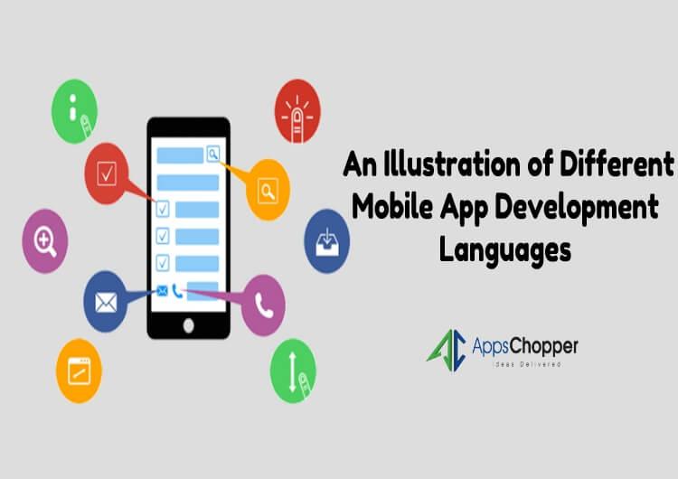 mobile app development language