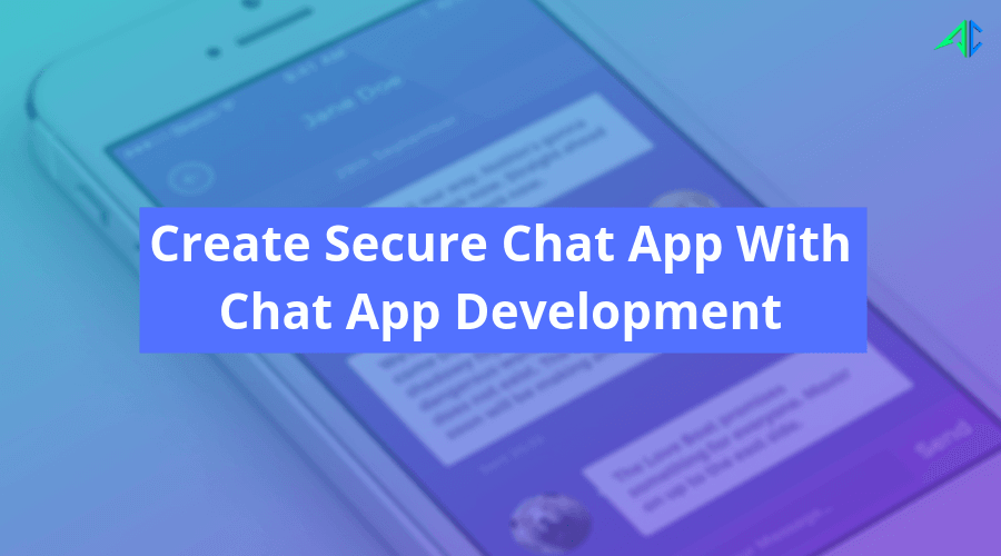 Chat App Development