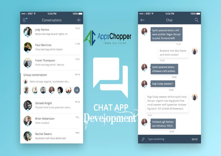 Chat Apps Development