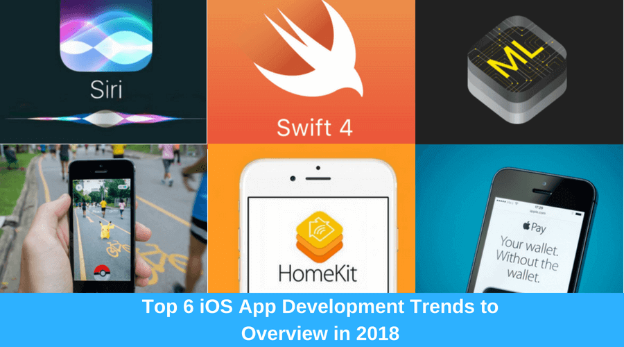 Top 6 iOS App Development Trends to Overview in 2018 - AppsChopper Blog