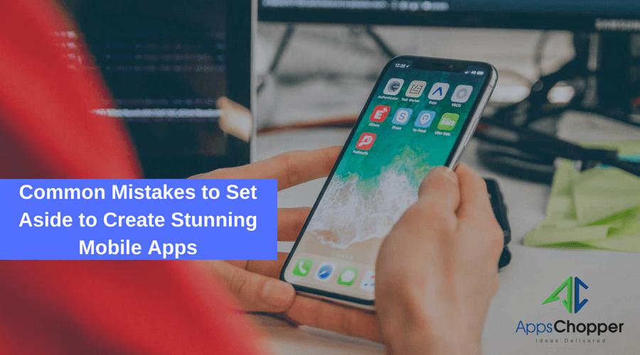 Mobile App Design Company – AppsChopper