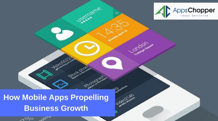 Mobile Apps for Business - AppsChopper Blog