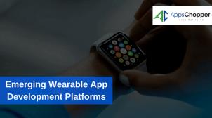 Wearable App Development Platforms