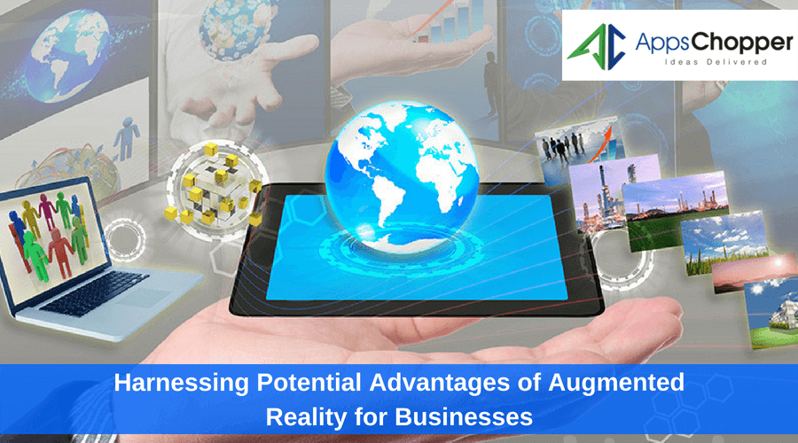Augmented Reality for Businesses - AppsChopper