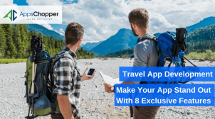 Travel app development -Appschopper