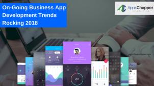 Business app development companies – AppsChopper