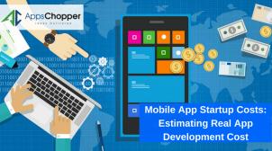 Mobile App Development Cost for Startup