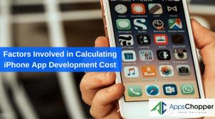 iPhone App Development Cost – AppsChopper