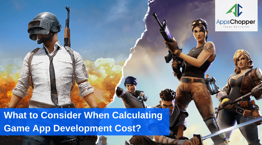 Mobile Game App Development Cost - AppsChopper