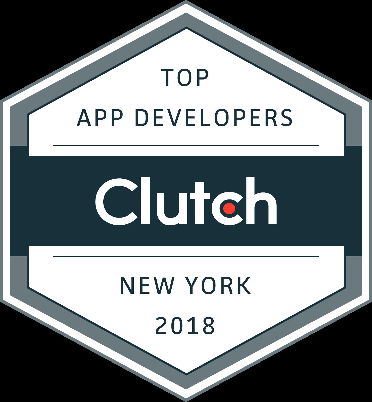 Top App Developers New York - Clutch.co