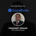 Prashant Sengar Shares Captivating Interview with GoodFirms
