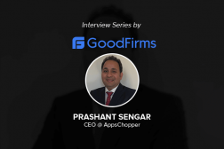 Prashant Sengar Shares Captivating Interview with GoodFirms