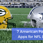 American Football Apps for NFL Lovers