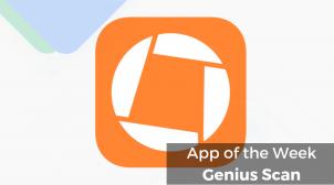 App of the Week – Genius Scan