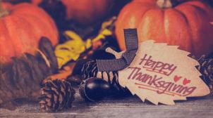 Happy Thanksgiving – 2018